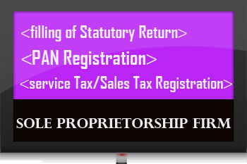 Proprietorship Firm